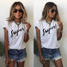 aliexpress com buy korean white t shirt women 2017 summer style