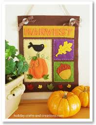 thanksgiving crafts to make mini thanksgiving banner felt
