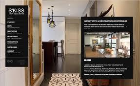 site de decoration interieur s u0027kiss décoration adsolutions marketing