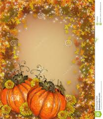 thanksgiving autumn fall background stock illustration image