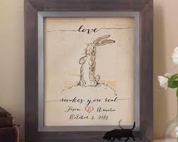 velveteen rabbit nursery frame velveteen rabbit etsy