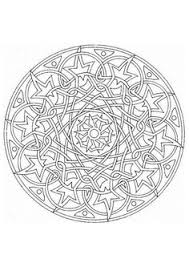 mandala coloring pages free printable funycoloring