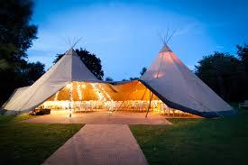 outdoor wedding reception venues wedding trends outdoor reception venues teepees not tents 1