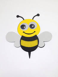 bumblebee with felt belly bug craft kit for kids birthday party