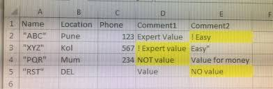 vba color excel based on cell value in vbscript stack overflow