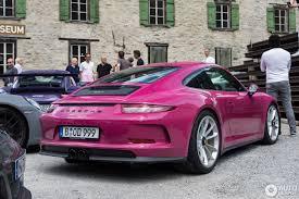 pink porsche 911 porsche 911 r 6 july 2017 autogespot