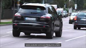 porsche prototype 2015 new porsche cayenne 2015 series barely disguise prototype