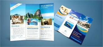 travel brochure template for students travel phlet template tourist brochure template free