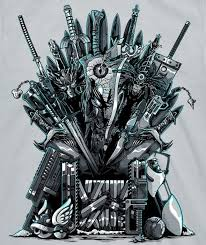 Chair Game Of Thrones A Game Of Games The Presbyterian College Bluestocking