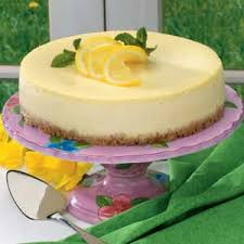 Lemon Cheesecake Decoration Italian Desserts 8 Taste Of Home