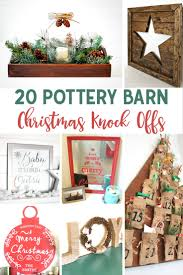 pottery barn 20 pottery barn christmas knock offs yesterday on tuesday