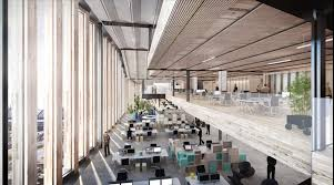 Office Google Google U0027s Huge New London Hq Is A U0027landscraper U0027 With A Rooftop