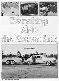 SIA Flashback  Everything AND The Kitchen Sink Hemmings Daily - Everything and the kitchen sink