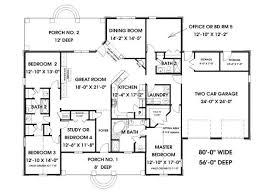 Top  Best Square Floor Plans Ideas On Pinterest Square House - 5 bedroom house floor plans