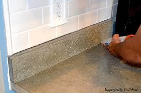How To Make A Concrete Bench Top Make Diy Concrete Countertops