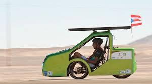 quei temerari sulle macchine volanti foto quei temerari sulle auto solari nel deserto 8 di 8