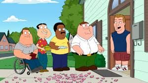 family guy first look rob gronkowski guest stars on january 15