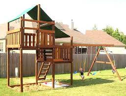 Backyard Fort Ideas Amusing Backyard Fort Plans Click To Enlarge Backyard Tree Fort
