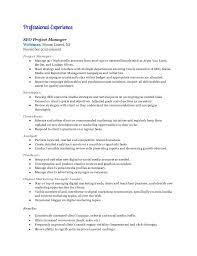 Marketing Resume Social Media Cover Letter Social Media Resume Sample Resume