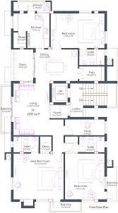 900 sq ft 2 bhk 2t apartment for sale in pushkar saiarpitha