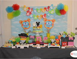 mickey mouse clubhouse party mickey mouse clubhouse birthday mickey mouse clubhouse 1st