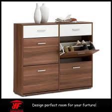 Oak Shoe Storage Cabinet Solid Oak Shoe Rack Affordable Kalakriti Shops Brook Solid Wood