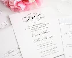 Elegant Wedding Invitations Elegant Wedding Invitations With Foxy Appearance For A Foxy