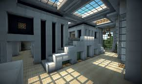 innovation minecraft modern house interior design 17 best ideas