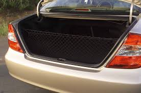 toyota camry trunk 2002 toyota camry trunk picture pic image