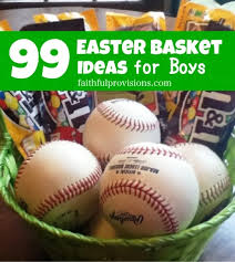 cheap easter basket stuffers 99 easter basket ideas for boys faithful provisions