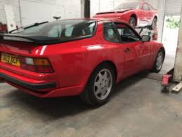 porsche 944 retro restorer porsche 944