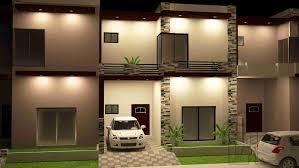3d Home Design 7 Marla by 3 Marla House Design Gharplans Pk