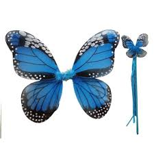 Blue Butterfly Halloween Costume Compare Prices Monarch Butterfly Costume Shopping Buy
