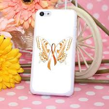 ms awareness butterfly ribbon iphone awareness store
