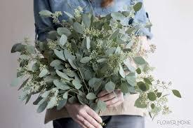 wedding flowers eucalyptus seeded eucalyptus flower moxie