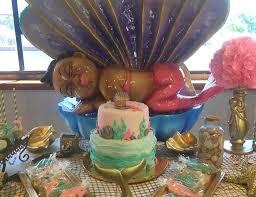 mermaid themed baby shower mermaids baby shower mermaid theme baby shower for baby