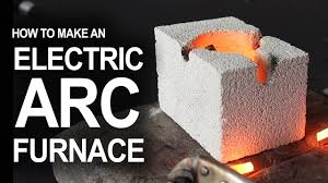 how to make an electrical arc furnace youtube