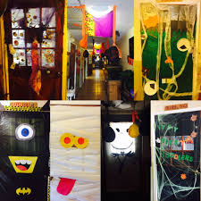 ost halloween classroom door decorating contest small miracles