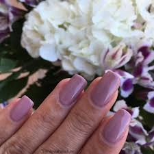 essie lady like color of the month the polished pursuit