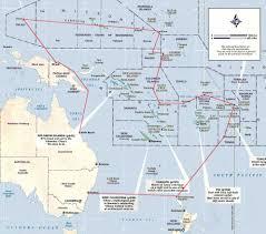 Solomon Islands Map Nauru U2013 The Odyssey Expedition