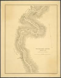 Map Of Tennessee River by File Map Of The Tennessee River For The Use Of The Mississippi