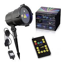 tepoinn laser lights waterproof outdoor ip65