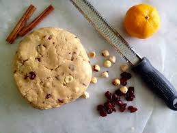 dicembre dolce cranberry hazelnut biscotti domenica cooks