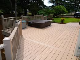 architecture beautiful azek decking with vinyl deck railing