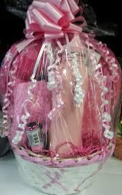 cancer gift baskets gift basket breast cancer awareness basket s unique gifts