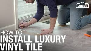 can you put cabinets on a floating vinyl floor how to install luxury vinyl tile