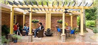 Pergola Coverings For Rain by Outdoor Living Made In The Shade Pergola Outdoor Room