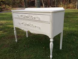 Refurbish Bathroom Vanity Shabby Chic White Painted Sideboard Or Bathroom Vanity