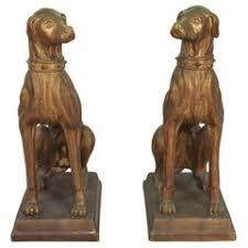 art deco dog ring holder images Bronze dog sculptures 114 for sale on 1stdibs jpg