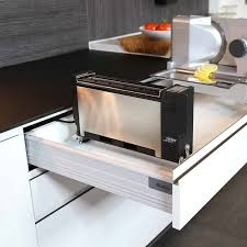 ritter built in toaster et 10 u2013 alublu holistic kitchens